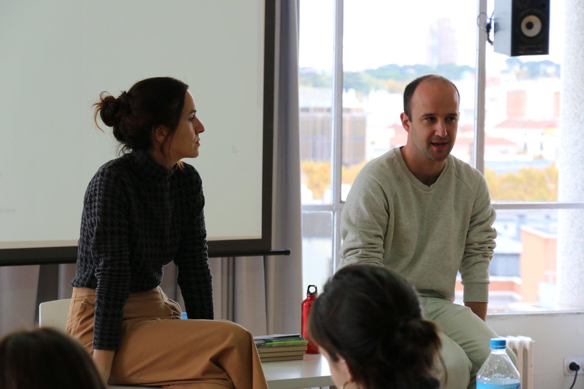 Beatriz Alonso + Carlos Fernández Pello