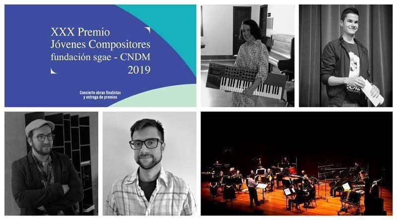 Bruno Angelo, finalista del Premio Jóvenes Compositores Fundación SGAE-CNDM 1