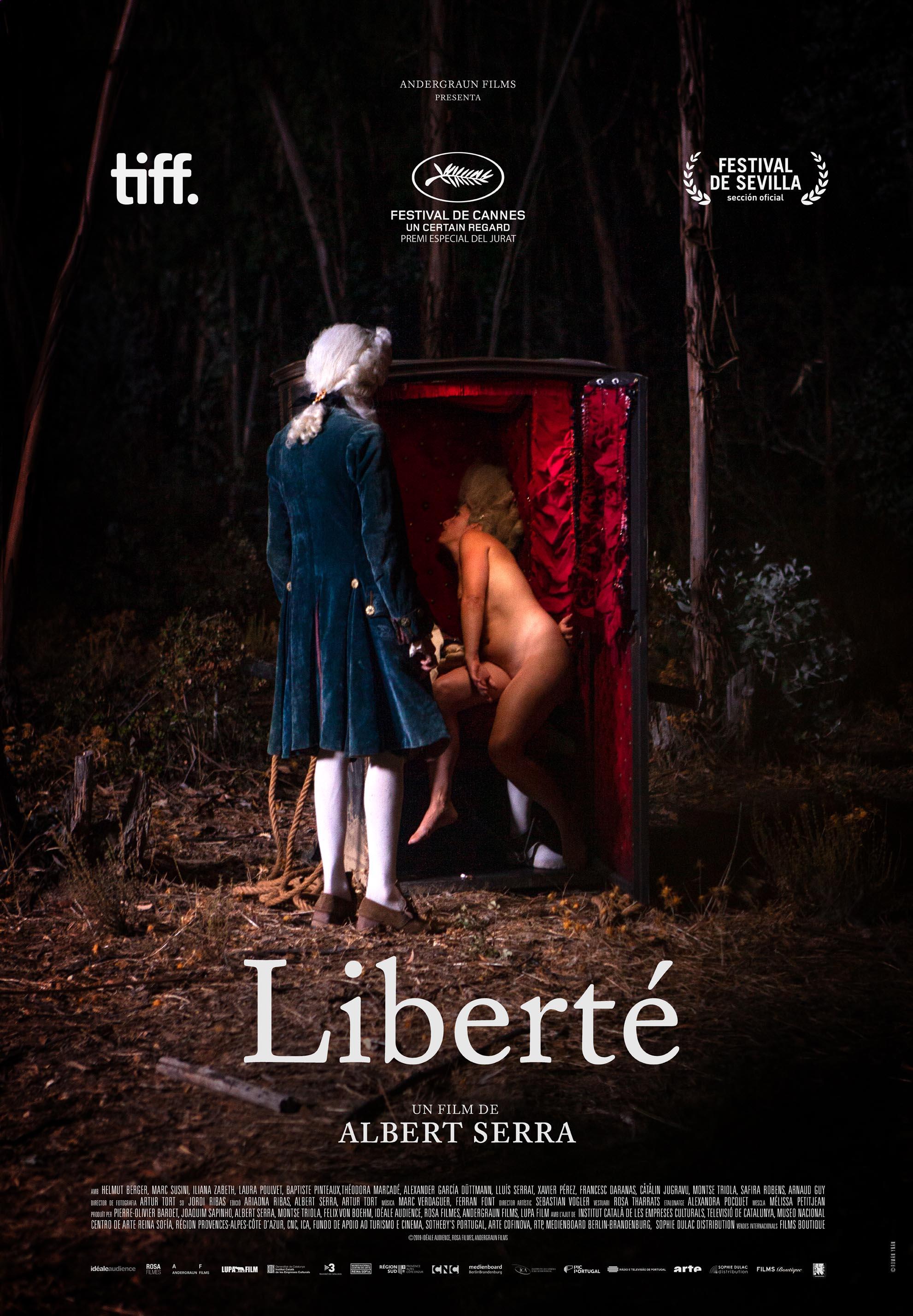 'Liberté', de Albert Serra, en el Cine Estudio del CBA