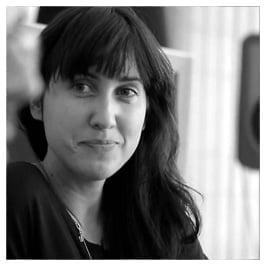 Natalia Marín se incorpora al comité de selección del Festival de San Sebastián 1