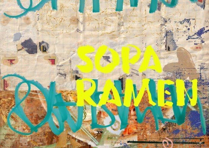 'Sopa ramen': exposición del Curso Fundamental 2020-2021 1