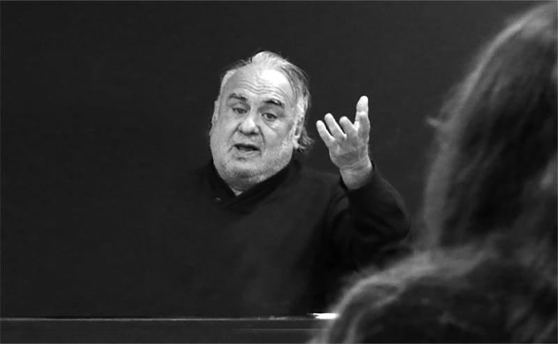 Clase abierta: diálogo con Jorge Alemán (la cuestión de la ideología)
